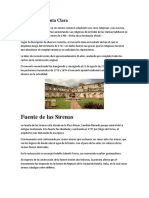 Edificios Barrocos de Guatemala