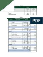 ing. costos y presupuestos