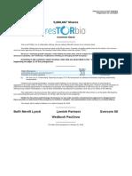 ResTORbio, Inc.
