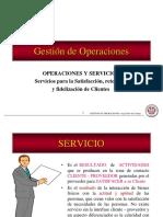 Operaciones y Servicios