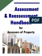 Back Assessment Reassessment Handbook August 2012