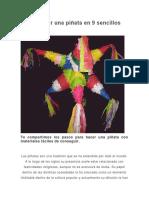 Cómo hacer una piñata en 9 sencillos pasos.pdf
