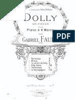 Dolly Suite, Fauré 4 hands.pdf