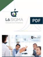 Treinamento L6 Sigma