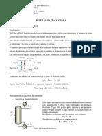 DESTILACIÓN FRACCIONADA - Destilacic3b3n-Fraccionada