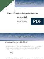 CFD Compressible