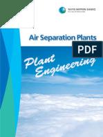 MG Air Separation Plants