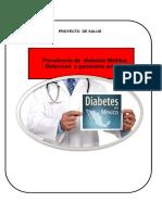 Actividad #5 Proyecto Unidad 4 Dmt 2 Prevalencia -Diagnostico I