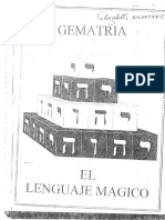 El Lenguaje Mágico - Lecciones 1-7