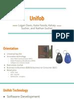 unifob presentation