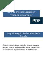 01 Definicion de Logistica