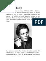 Biografia de Pearl S. Buck