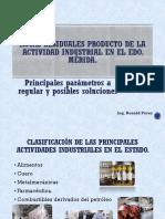 Aguas Residuales de origen industrial Mérida.ppt