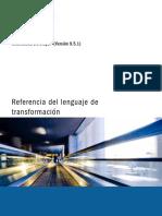 Informatica Developer (Versión 9.5.1) - Referencia del lenguaje de transformación