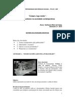 2010-2-Guilherme Melo-o Consumismo Na Sociedade Contemporanea-2-Atividades Didaticas
