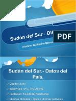 Sudán del SUR - DIH