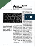 ¿Cómo se formó el mundo!.pdf