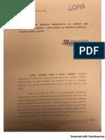 Délio Lins e Silva denuncia uso da máquina na campanha OAB/DF