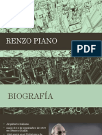 Vida Renzo Piano
