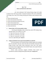 015. Bab 8 Biaya O&P Bendung Benteng