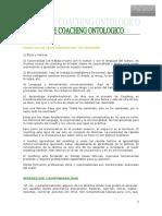 Curso de Coaching Ontologico