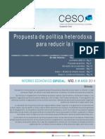 Ceso - Propuesta de politica heterodoxa para reducir la inflacion.pdf