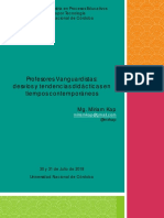 KAP Carátula Seminario Profesores Vanguardistas