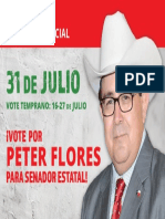2018PPAC SD 19 Flores Postcard Spanish FRONT