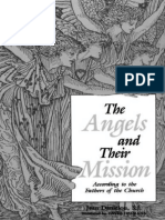 Angels and Their Mission According Jean Danielou