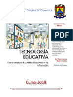 MANUAL Tecnología Educativa