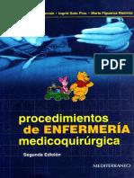 Procedimientos de Enfermeria Medicoquirurgica Vial 2ed Medilibros.com
