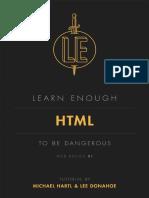 enough html