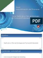 Articulate  8 1 Diseño y  ejecución de un plan de estrategias de promoción(Publicidad)