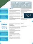 Reporte de Sostenibilidad 2017 ESVAL