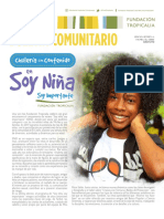 Boletín Comunitario