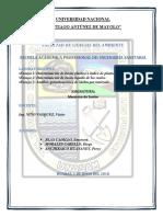 LABORATORIO Nº 02 Determinación de Las Propiedades Granulométrricas Del SueloCORREGIDO