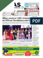 Mijas Semanal Nº 798 Del 27 de julio al 2 de agosto de 2018