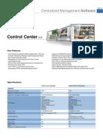 Control Center en R3.1