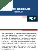 Fiscalizacion de Tributos