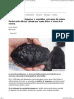 Cómo Es Clarion-Clipperton, La Enigmática y Rica Zona Del Océano Pacífico Entre México y Hawái Que Puede Definir El Futuro de La Minería