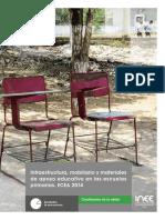 Infraestructura, Mobiliario y Materiales de Apoyo Educativo en Las Escuelas Primarias