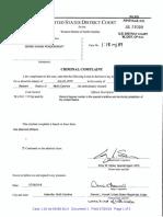 Pendergraft Complaint