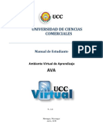 Manual de Estudiante - Campus Virtual UCC