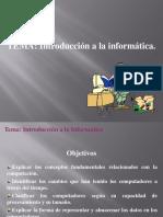 1.-Introduccion a La Informatica
