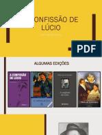 A Confissão de Lúcio PDF