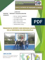 FRIAJE DISTRITO DE CAVIRA