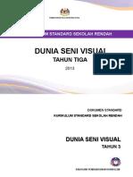 DSK KSSR Dunia Seni Visual Tahun 3
