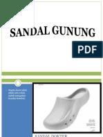 Sandal karet online 0812.3230.8116