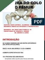 FRATURA DO COLO DO FÊMUR ruan 2.ppt