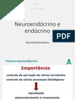 Aula 6 - Neuro-Endocrino e Endocrino